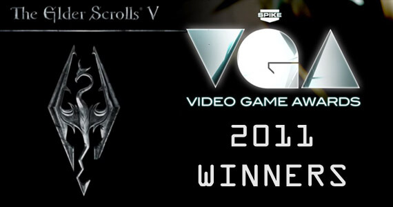 2011 Spike Video Game Awards: Complete Winners List