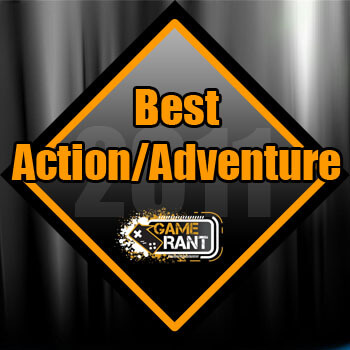 2011 Video Game Awards - Best Action Adventure