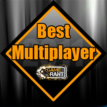 2011 Video Game Awards - Best Multiplayer
