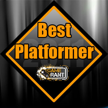 2011 Video Game Awards - Best Platformer