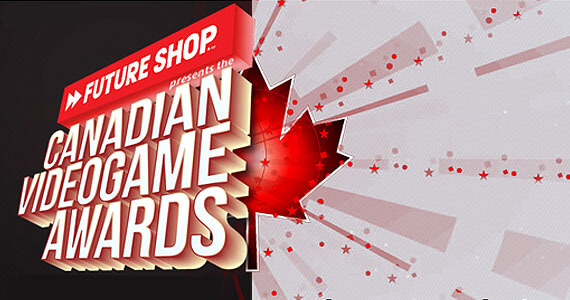 2012 Canadian Videogame Awards