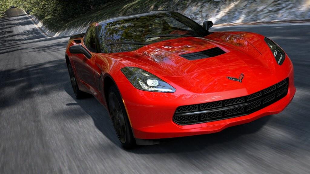 The New 2014 Corvette Stingray Coming to 'Gran Turismo 5'