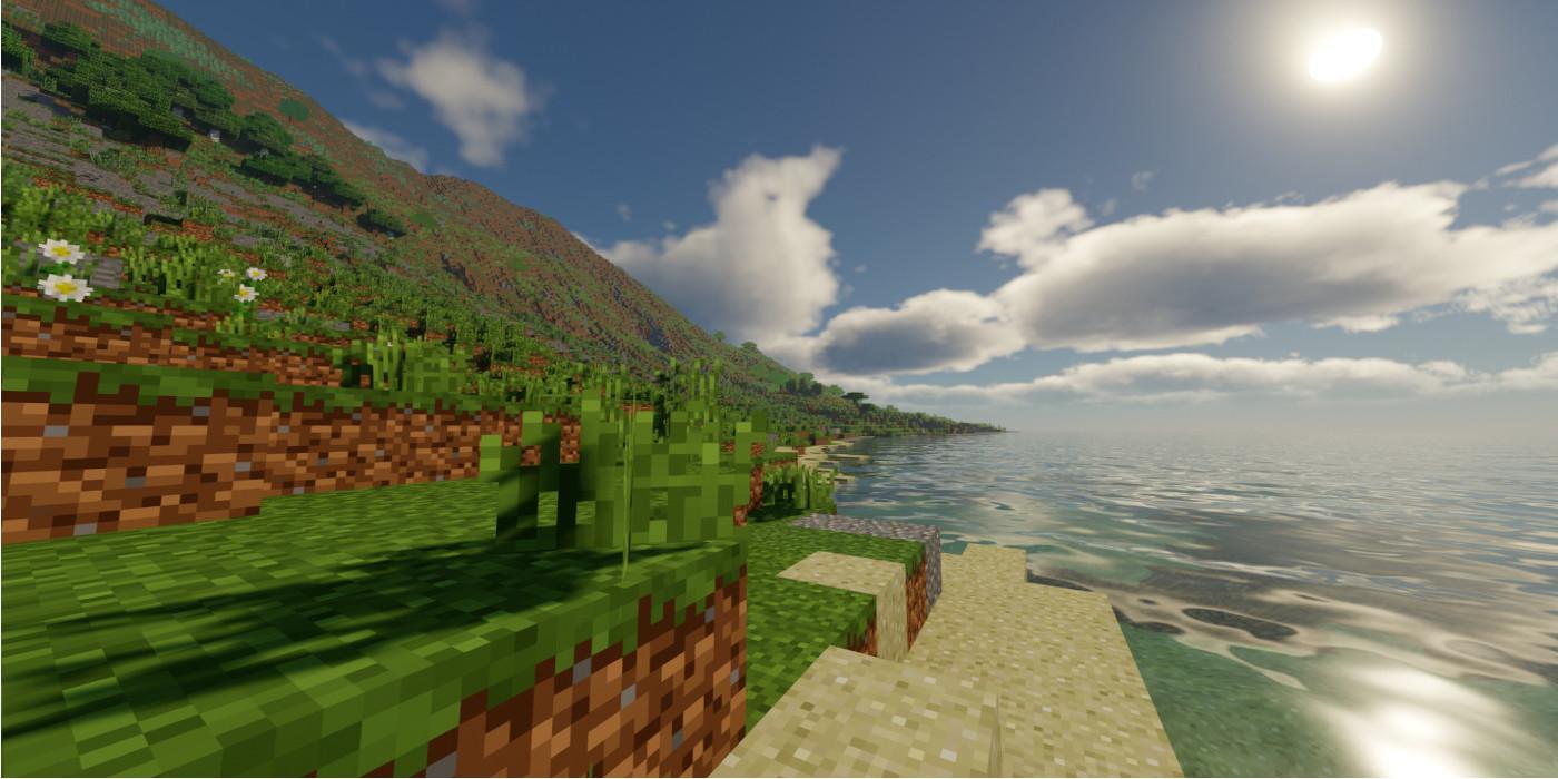 Como ativar coordenadas em Minecraft Realms 1
