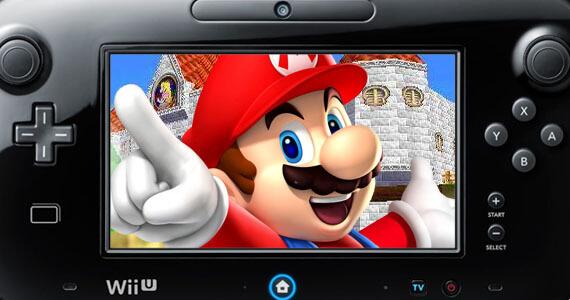 Super Mario Retroverse U Screenshots