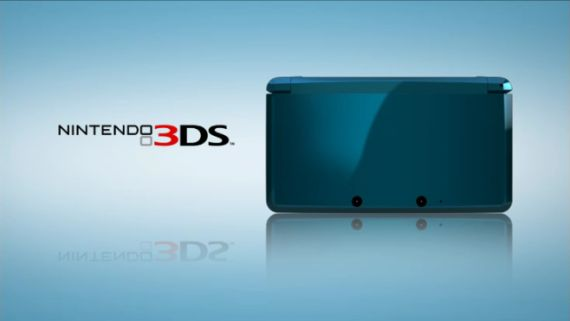 3DS North American Launch Titles