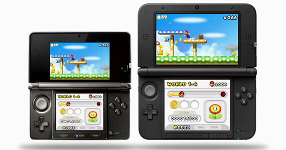 Nintendo Discounts 5 Top 3DS Titles