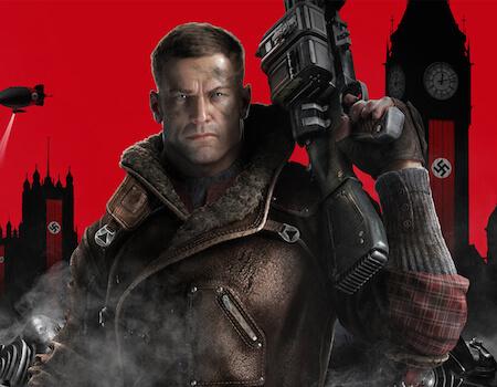 5 Best Games 2014 - Wolfenstein New Order