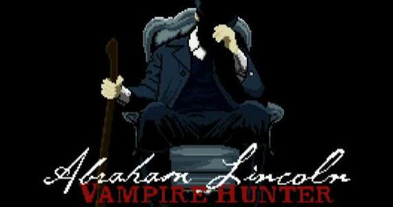 GR Pick: 8-Bit Abraham Lincoln: Vampire Hunter