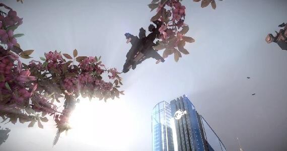 A screenshot from 'Killzone: Shadow Fall'