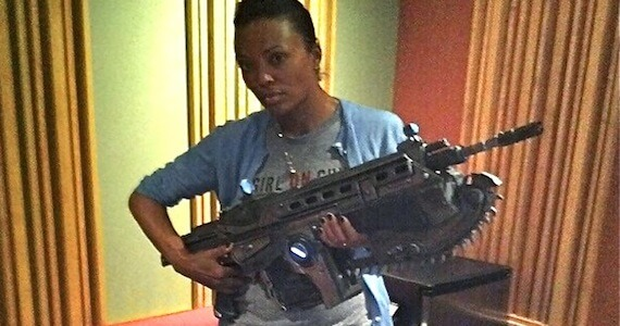 Ubisoft Host Aisha Tyler Responds To Critics