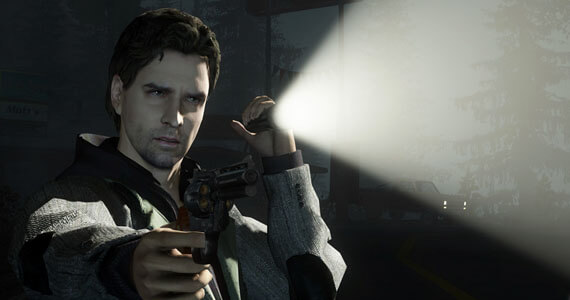 'Alan Wake 2′ Confirmed By Artist's Resume?
