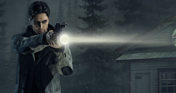 Remedy's Sam Lake Says 'Alan Wake' Will Return When the Time is Right