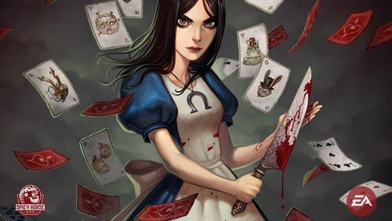 Новое видео и скриншоты Alice: Madness Returns