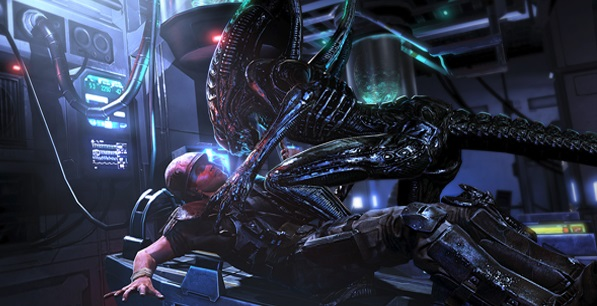 'Aliens: Colonial Marines' Cancelled on Wii U