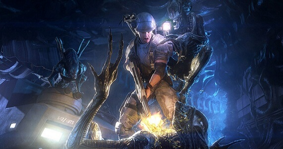 Gearbox's Randy Pitchford Talks 'Aliens: Colonial Marines' Gameplay, 'Prometheus'