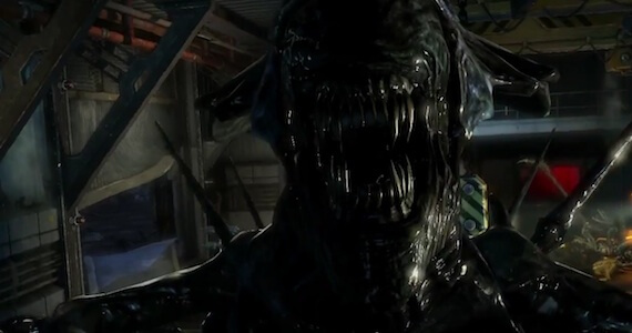 'Aliens: Colonial Marines' Gameplay Trailer Chestbursts Out of Gearbox
