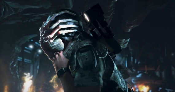 Aliens Colonial Marines Launch Trailer