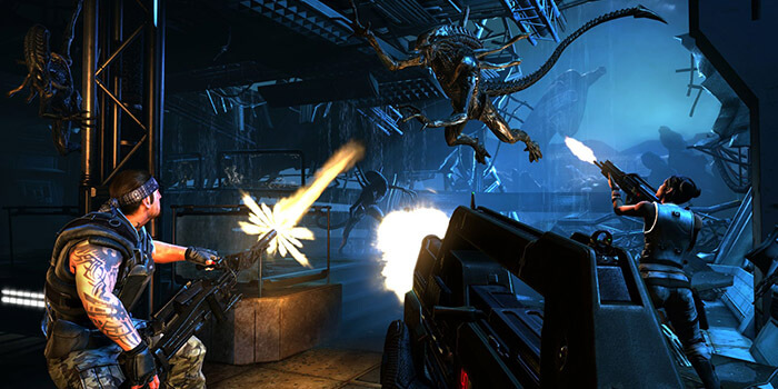 'Aliens: Colonial Marines' Lawsuit No Longer Includes Gearbox Software