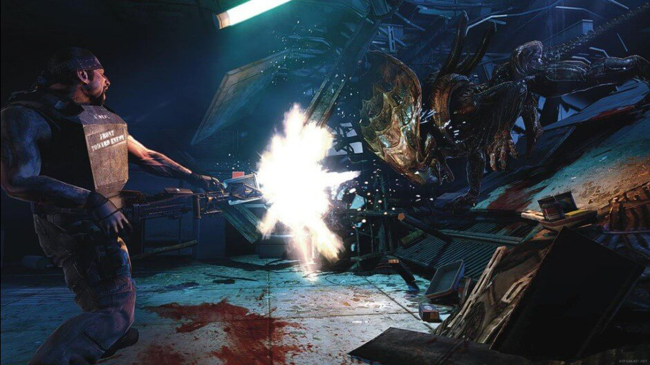 'Aliens: Colonial Marines' Delayed Into 2013; New 'Suspense' Trailer Released