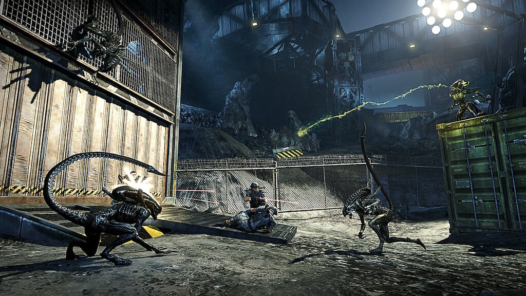 'Aliens: Colonial Marines' Features Playable Female Characters; New Screens Released