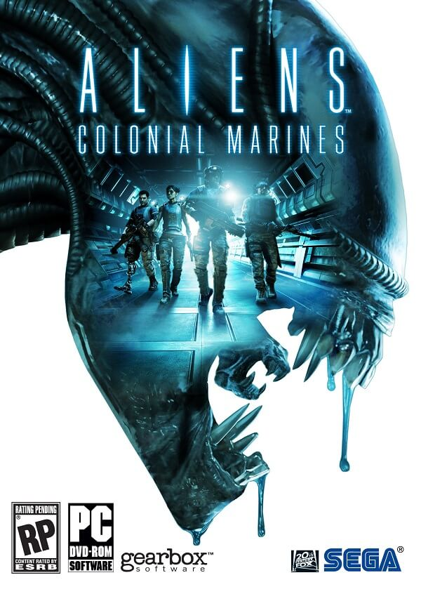 'Aliens: Colonial Marines' Box Art Is Gorgeous