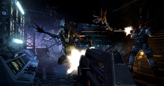 Aliens Colonial Marines Review - Gameplay