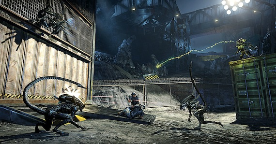 Aliens Colonial Marines Review - Multiplayer
