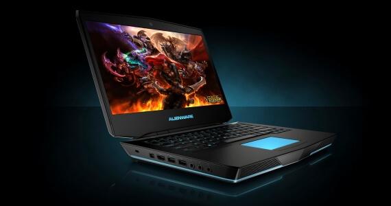 Alienware 14 Gaming Laptop Review