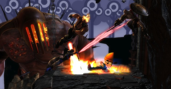 'All-Stars Battle Royale' Developer Calls Kratos the 'Greatest Challenge'