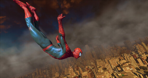 Amazing Spider-Man Review Header