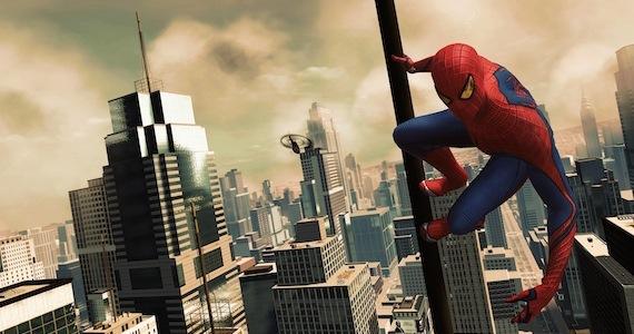Amazing Spiderman E3 Preview - Web Rush