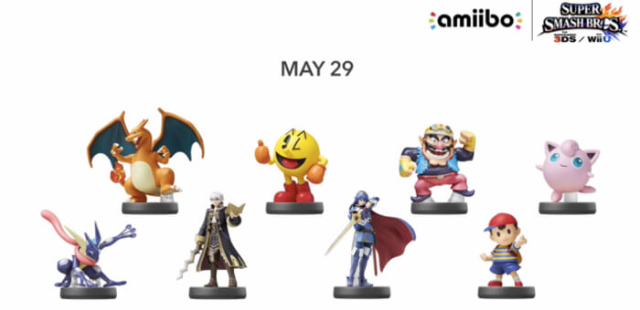 Amazon Adds Rules For Buying Wave 4 Amiibo Figures