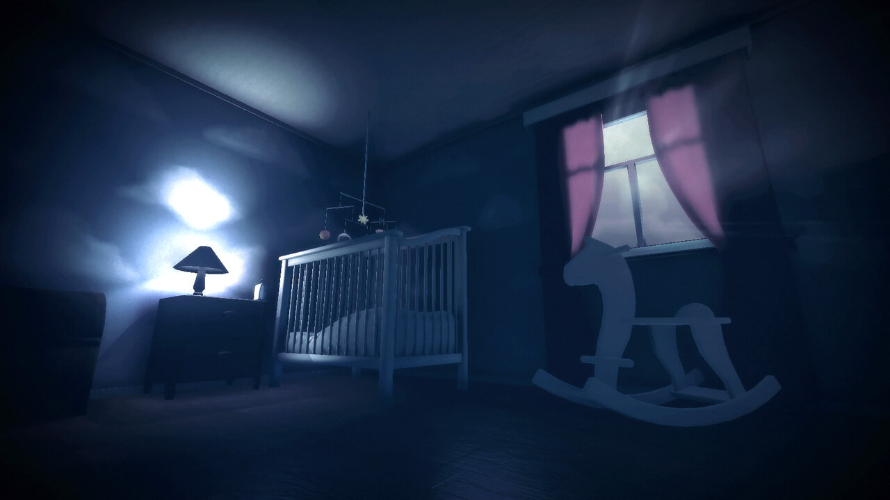 'Among the Sleep' Gameplay Trailer: Nightmare in the Eyes of a Toddler