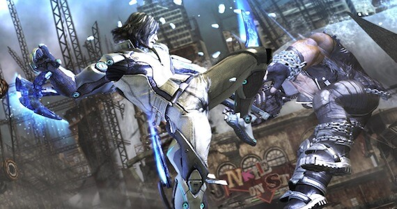 Anarchy Reigns Review - Story