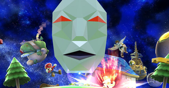 Andross Returns in New 'Super Smash Bros.' as Assist Trophy
