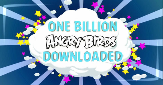 'Angry Birds' Breaches One Billion Downloads