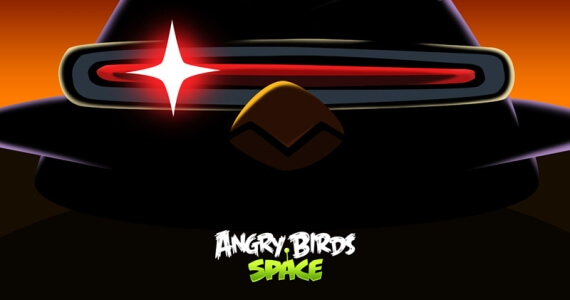 'Angry Birds Space'  is Fastest Growing Mobile Game Ever