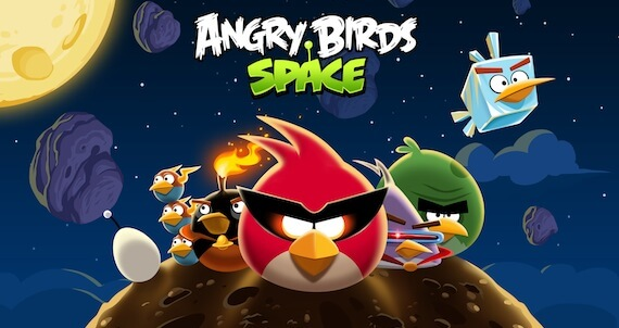 Angry Birds Space Steam PC Release