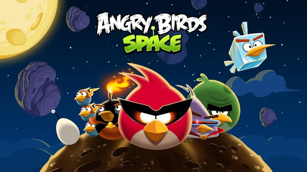 'Angry Birds Space' Goes To Space In New Trailer