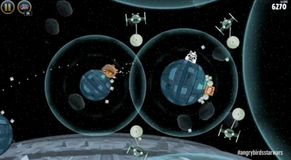 Angry Birds Star Wars Characters - Chewie