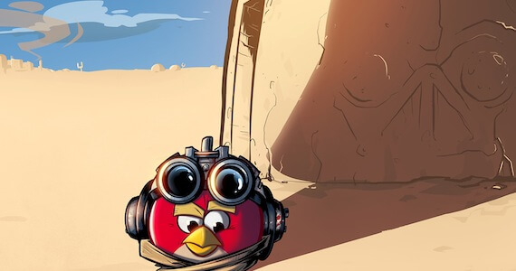 Rovio Teases New 'Angry Birds Star Wars' Game Based Around Prequel Trilogy
