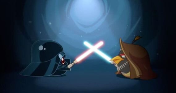 'Angry Birds: Star Wars' Gameplay & Character Trailers: Vader, Obi-Wan, & More
