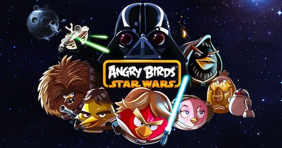 Angry Birds: Star Wars Characters