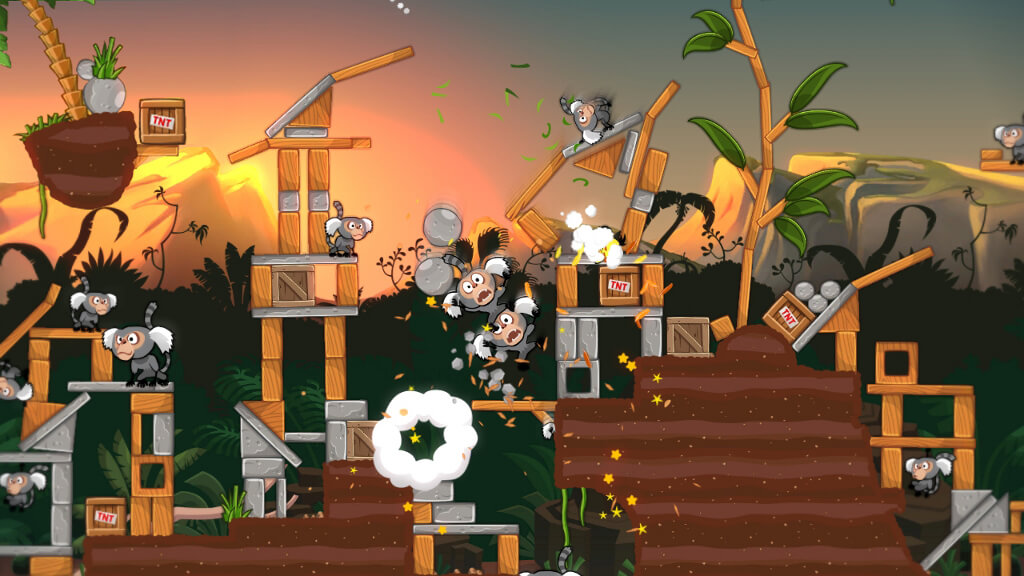 'Angry Birds Trilogy' Brings Fowl Flinging Madness to Consoles