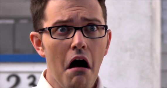 'Angry Video Game Nerd' Movie Trailer Hits The Web