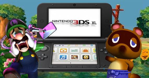 Nintendo Confirms 'Animal Crossing' and 'Luigi's Mansion: Dark Moon' Release Windows