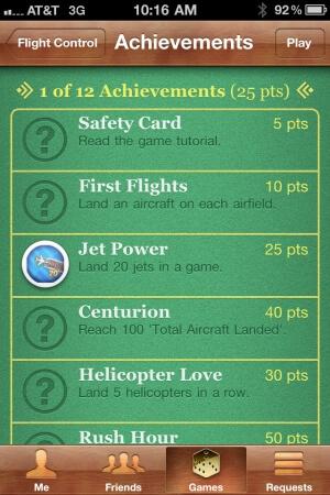 Apple Game Center Achievements