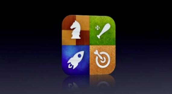 Apple Game Center Icon