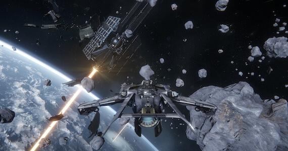 Star Citizen Arena Commander Module Delayed