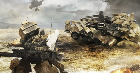 'Armored Core V' Review